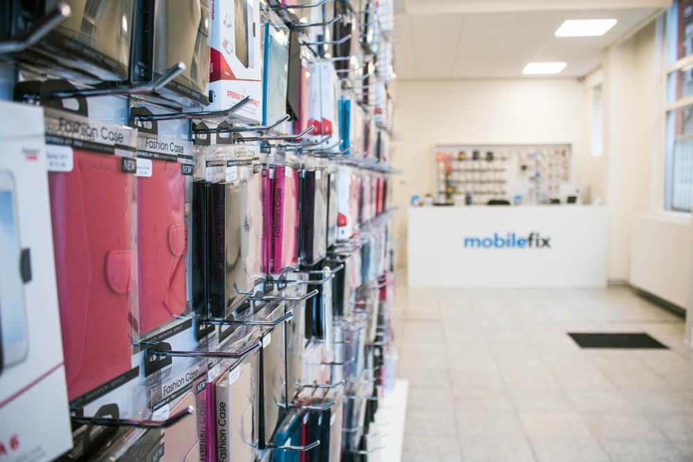 mobilefix winkel telefoon reparatie groningen